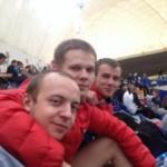 Очередной турнир в г.Сосенский.